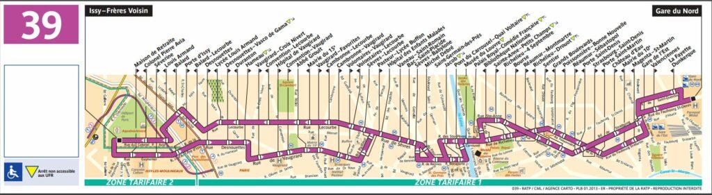 Ligne de bus 39