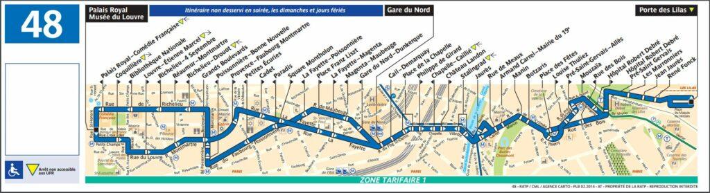 Ligne de bus 48