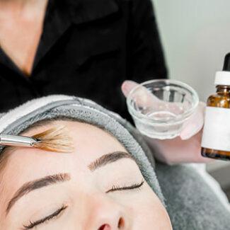 Peeling du visage à Paris - Dr Denjean
